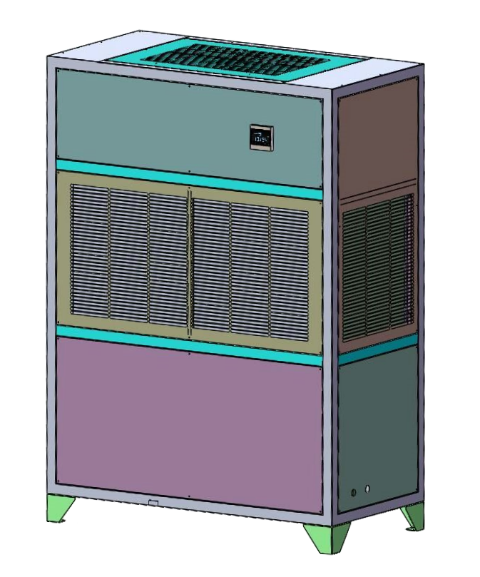 large industrial dehumidifier