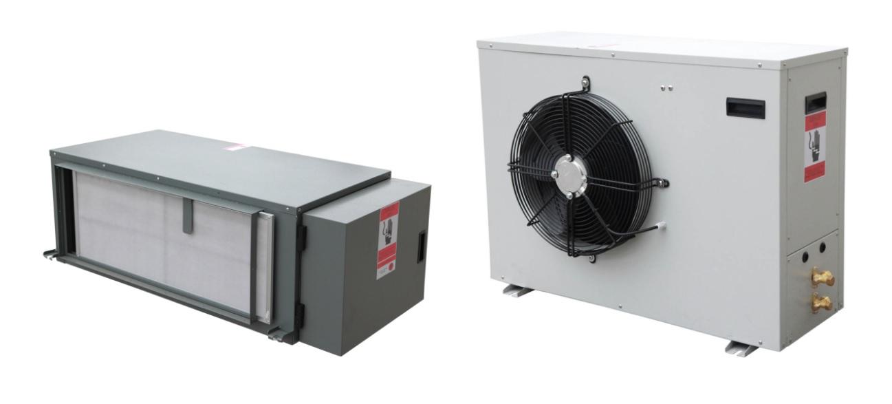 Constant Humidity And Temperature Control Fortesvo